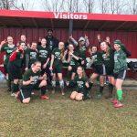 Girls Varsity Soccer falls to Merritt Academy 6 – 2