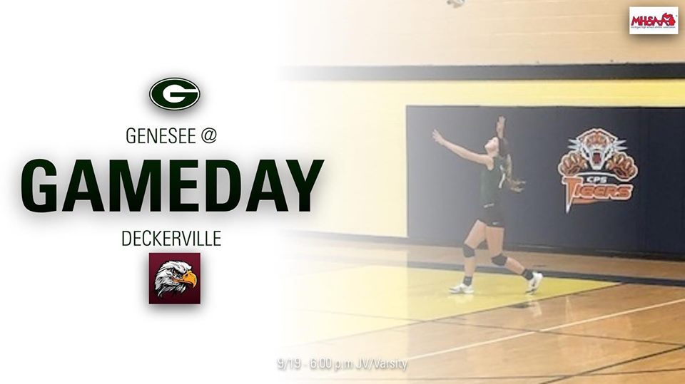 Volleyball travels to Deckerville on Thursday