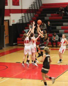 JV/V Girls Basketball 2019-20
