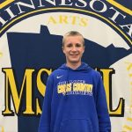 Owen Layton Competes at State Cross-Country Championship