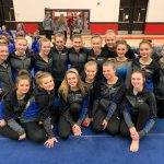 Gymnastics team gets the sweep at Elk River Invite
