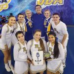 Cheerleading team earns bid to Nationals