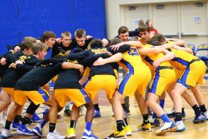 Boys Basketball vs Rocori (photos courtesy of Patti Bottema)