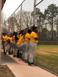 LADY HORNETS SOFTBALL