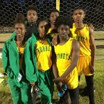 RIVER BLUFF TRACK MEET