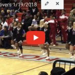 Belmont vs Stivers Boys Basketball 1-19-18 Highlight Reel