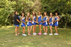Fall 2014 Varsity Girls Tennis