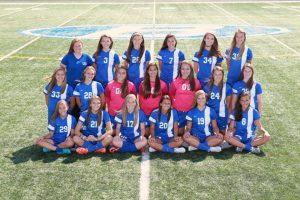 Fall 2014 JV Girls Soccer
