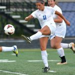 Macey Juguilon, senior midfielder