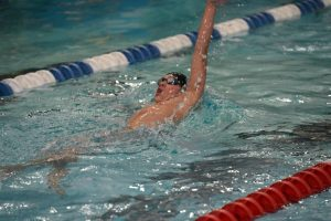 Winter 2014-2015 Swimming and Diving