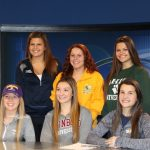 6 Signings for Girls Soccer