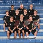 Brunswick Senior High School Boys Varsity Tennis beat Mentor High School 3-2