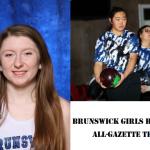 All Gazette Girls Bowling Team