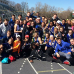 Brunswick Girls Track win Nordonia Knights Relay Meet and Capture Co-ed Champions Trophy