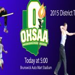 District Track and Field Tournament