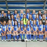 Danielle Lung Hat Trick leads Blue Devils to 5-1 Victory over Wooster