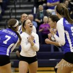 Girls Volleyball Advances to Regional Final with win over St. Joseph Academy!!