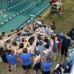 Brunswick Senior High School Girls Varsity Swimming beat Brecksville-Broadview Heights High School 105-75