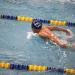 Brunswick Senior High School Boys Varsity Swimming beat Mentor High School 112-63