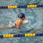 Brunswick Senior High School Girls Varsity Swimming beat Mentor High School 120-61