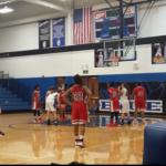 Brunswick Senior High School Girls Varsity Basketball beat Shaker Heights High School 53-45