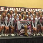 Brunswick Cheer become US Finals Champs!