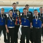 Brunswick Senior High School Boys Junior Varsity Bowling finishes 2nd place