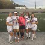 Brunswick Senior High School Girls Varsity Soccer beat Euclid High School 9-0