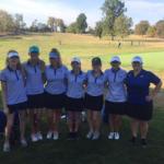 Brunswick Senior High School Girls Varsity Golf finishes 5th place