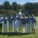 Brunswick Senior High School Boys Varsity Golf finishes 1st place