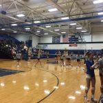 Brunswick Senior High School Girls Varsity Volleyball beat vs Medina HS 3-0