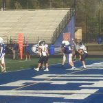 Brunswick Senior High School Freshman Football beat vs 