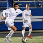 Brunswick Senior High School Boys Varsity Soccer beat vs Wooster HS 3-2