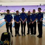 Boys Varsity Bowling finishes 11th place at Ravenna Invitational