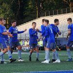 Finally, Brunswick Men's Soccer Wins Opener