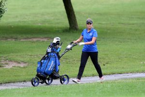 Photo Gallery Girls Varsity Golf 9/11 vs North Royalton