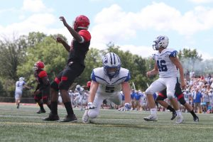 Photo Gallery Varsity Football vs. Shaker Heights 9/15/18