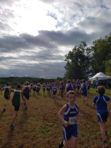 Photo Gallery MS XC Woodridge CVNP Invitational 9/29/18