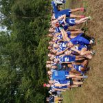 Girls Middle School Cross Country finishes in 11th place at Woodridge CVNP