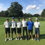 Heilbrun Leads Blue Devils to District Birth
