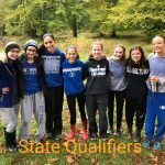Girls Cross Country Qualifies for State Meet for 10th Year in a Row