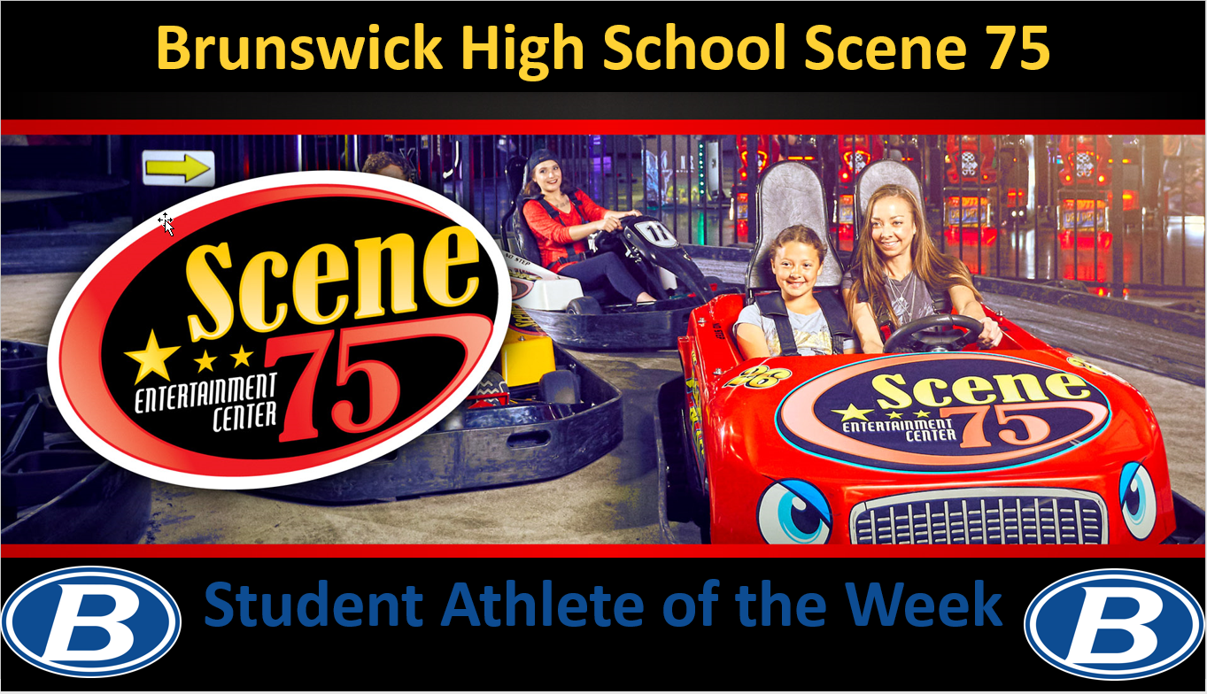 Scene 75 Student Athlete of the Week