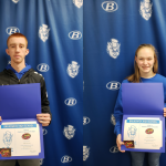 Scene 75 Student Athletes of the Week