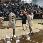 Boys Varsity Basketball beats Strongsville 67 – 55