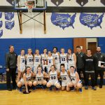 Girls Varsity Basketball falls to Berea-Midpark 50 – 36
