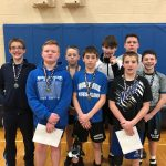 Middle School Wrestling finishes 2nd place at Independence Wrestling Tournament
