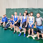 Middle School Wrestling finishes 4th place at GCC Tournament