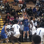 Boys Varsity Basketball falls to Euclid 72 – 70