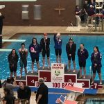 Felicia Pasadyn Wins 100 Backstroke State Championship