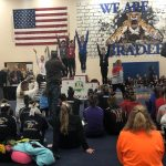 Jordyn Thomas Wins Gymnastics State Championship